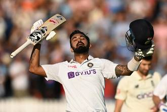 Second Test: Indian Batsmen Lord Over At Lord's