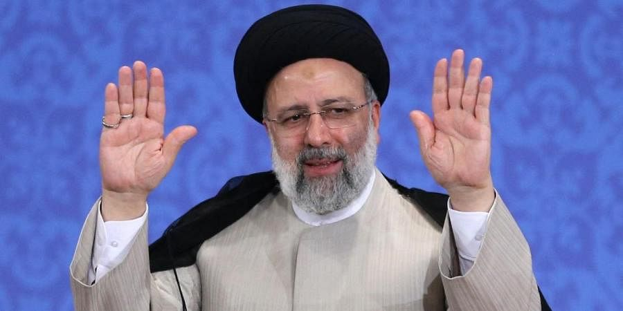 Ebrahim Raisi Shows Intent Out Of Necessity