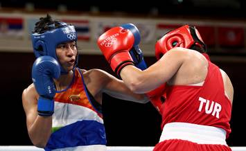 Lovlina Loses Out On Gold