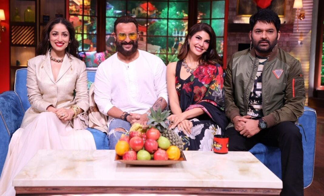 Did You Know Saif Ali Khan & Kapil Sharma Have One Thing In Common?